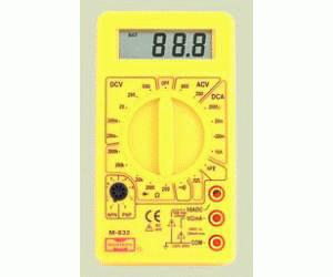 M832 - Mastech Digital Multimeters
