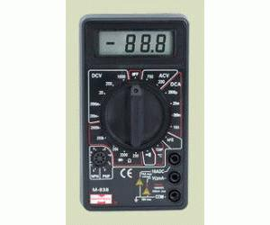 M838 - Mastech Digital Multimeters