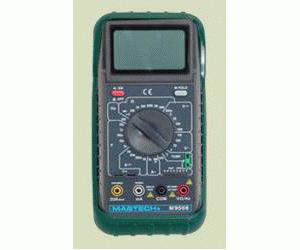 M9508 - Mastech Digital Multimeters