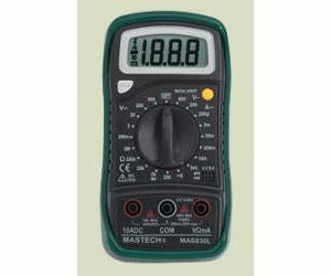 MAS830L - Mastech Digital Multimeters