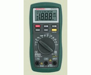 MS8221 - Mastech Digital Multimeters