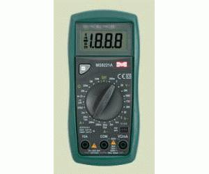 MS8221A - Mastech Digital Multimeters