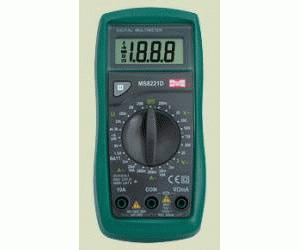 MS8221D - Mastech Digital Multimeters