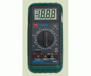 MY61 - Mastech Digital Multimeters