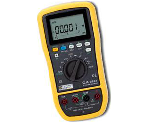 C. A 5287 - Chauvin Arnoux Digital Multimeters