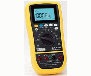 C. A 5289 - Chauvin Arnoux Digital Multimeters