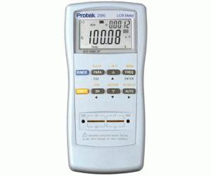 Z580 - Protek RLC Impedance Meters
