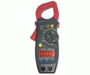 9310-A - Triplett Clamp Meters
