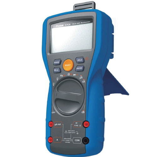 D705T - Protek Digital Multimeters
