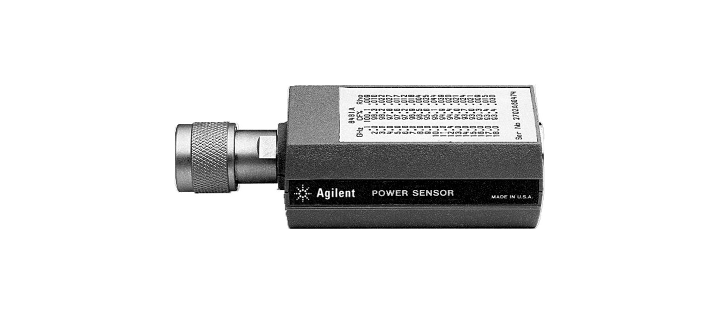 8481A - Keysight / Agilent Power Meters RF