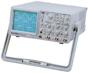 GOS-6051 - GW Instek Analog Oscilloscopes