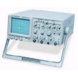 GOS-653G - GW Instek Analog Oscilloscopes
