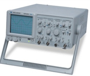 GOS-635G - GW Instek Analog Oscilloscopes