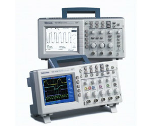 TDS2014 - Tektronix Digital Oscilloscopes