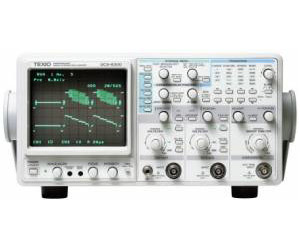 DCS-8300 - Kenwood Digital Oscilloscopes