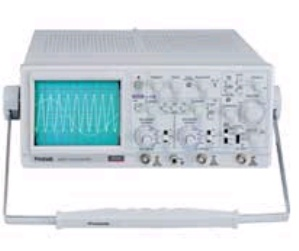 6510 - Protek Analog Oscilloscopes