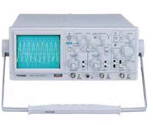 6502 - Protek Analog Oscilloscopes