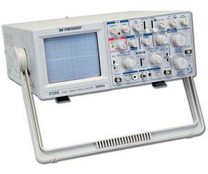 2125A - BK Precision Analog Oscilloscopes