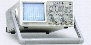 V-1565 - Hitachi Kokusai Electric America Analog Oscilloscopes