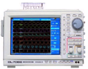 DL708E - Yokogawa Digital Oscilloscopes