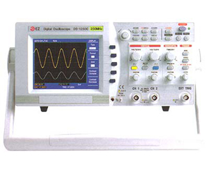 DS-1150C - EZ Digital Digital Oscilloscopes