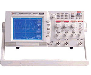 DS-1080 - EZ Digital Digital Oscilloscopes