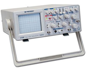2190B - BK Precision Analog Oscilloscopes