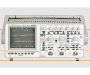 OX 8100 - Chauvin Arnoux Analog Digital Oscilloscopes