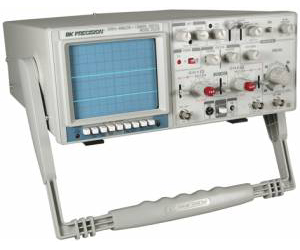 2522B - BK Precision Analog Digital Oscilloscopes