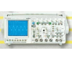 OX 8062 - Chauvin Arnoux Analog Digital Oscilloscopes