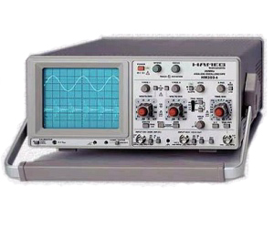 HM303-6 - Hameg Instruments Analog Oscilloscopes