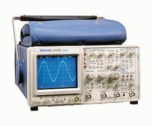 2465B - Tektronix Analog Oscilloscopes