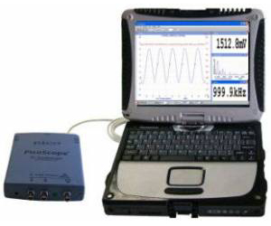 PicoScope 3205 - Pico Technology PC Modular Oscilloscopes