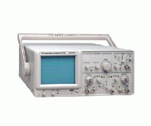 2020A - Global Specialties Analog Oscilloscopes