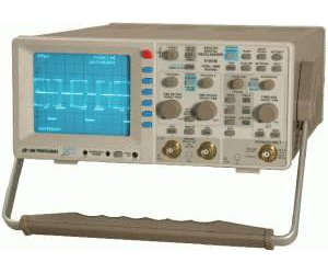 5105B - BK Precision Analog Digital Oscilloscopes