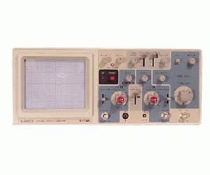 S-1341CFG - Elenco Analog Oscilloscopes