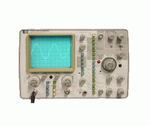 1725A - Keysight / Agilent Analog Oscilloscopes