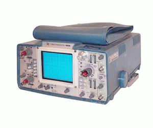 455 - Tektronix Analog Oscilloscopes