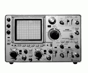485 - Tektronix Analog Oscilloscopes