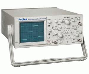 6020 - Protek Analog Oscilloscopes