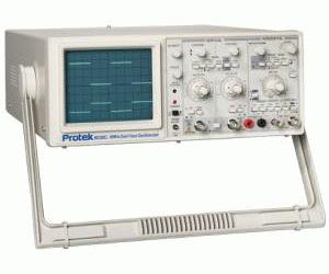 6030C - Protek Analog Oscilloscopes