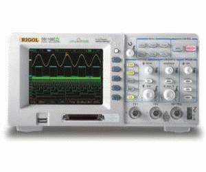 DS1102CD - Rigol Technologies Mixed Signal Oscilloscopes