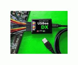 USBee DX - Cwav Mixed Signal Oscilloscopes
