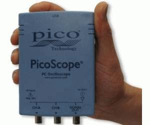 PicoScope 2203 - Pico Technology PC Modular Oscilloscopes