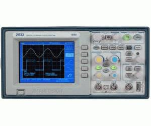 2532 - BK Precision Digital Oscilloscopes