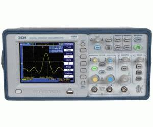 2534 - BK Precision Digital Oscilloscopes