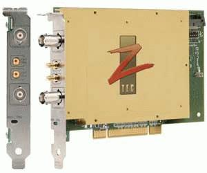 ZT450-55 - ZTEC Instruments PC Modular Oscilloscopes