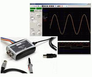 MSO-19 - Link Instruments PC Modular Oscilloscopes