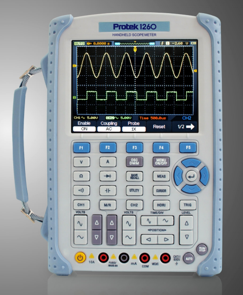 1020 - Protek Digital Oscilloscopes