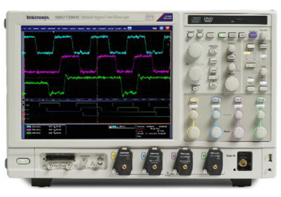MSO72004C - Tektronix Mixed Signal Oscilloscopes
